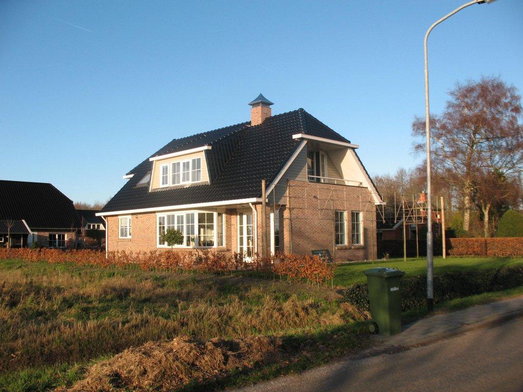 Super Nieuwbouw woonhuis Schildwolde – Tandem Vormgeving & Bouwadvies CY57